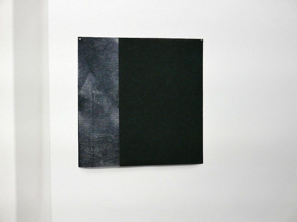 Bois // Papier japon // 35 X 35 cm // 500 €